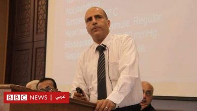 Photo of غزة وإسرائيل: أطباء غزة ينعون زميلهم الطبيب أيمن أبو العوف