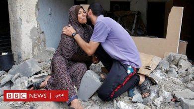 Photo of احتفالات تعم غزة مع سريان وقف إطلاق النار