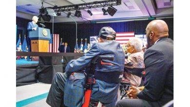 Photo of بعد 100 عام بايدن أول رئيس أميركي | جريدة الأنباء