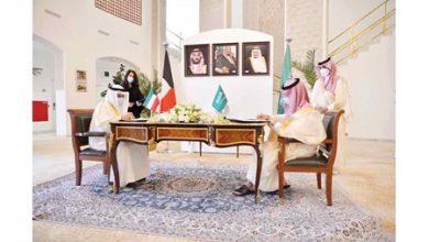 Photo of وزير الخارجية من مجلس التنسيق | جريدة الأنباء