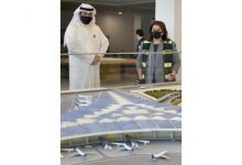 Photo of وزيرة الأشغال ورئيس الطيران المدني | جريدة الأنباء