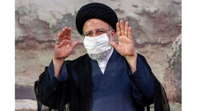 Photo of المحافظ إبراهيم رئيسي يفوز في   جريدة الأنباء