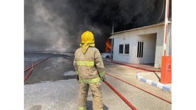 Photo of الإطفاء وفاة شخص وإصابة اثنين في   جريدة الأنباء