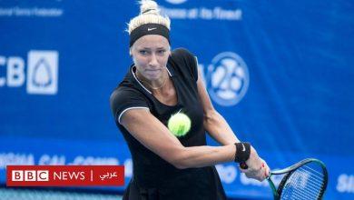 Photo of القبض على لاعبة التنس الروسية يانا سيزيكوفا في بطولة فرنسا المفتوحة بسبب تلاعب في النتائج