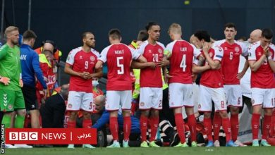 Photo of أبطال شاركوا في إنقاذ كريستيان إريكسين لاعب الدنمارك في مباراة فريقه أمام فنلندا