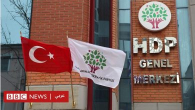 Photo of محكمة تركية تمهد لحلّ حزب الشعوب الديمقراطي الداعم للأكراد