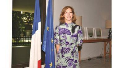 Photo of السفيرة الفرنسية 3500 مؤسسة للتعليم   جريدة الأنباء