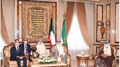 Photo of الأمير وولي العهد يبحثان مع وزير | جريدة الأنباء