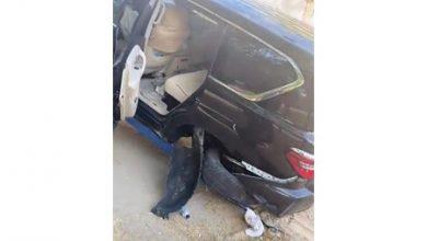 Photo of إصابة مواطن في انقلاب على طريق | جريدة الأنباء
