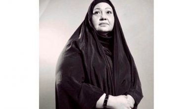 Photo of الفنانة القديرة انتصار الشراح في   جريدة الأنباء
