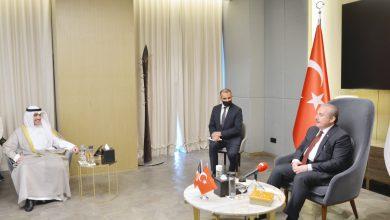 Photo of وزير الخارجية يبحث مع رئيس مجلس الأمة التركي العلاقات الثنائية والأوضاع الاقليمية والدولية محل الاهتمام المشترك