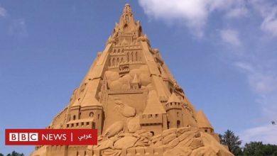Photo of هذه هي أطول قلعة رمال في العالم