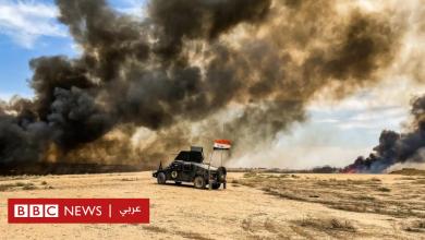"""Photo of """"مقاتلو تنظيم الدولة يعيدون تجميع صفوفهم في قلب العراق"""" – الغارديان"""