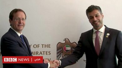 Photo of التطبيع مع إسرائيل: الإمارات تفتتح سفارتها رسمياً في مبنى بورصة تل أبيب