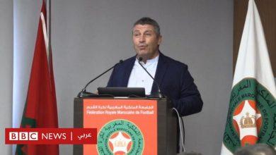 Photo of المدير الفني المستقيل أوسيان روبرتس: يمكن للمغرب ان يكون بين العشرين الأوائل في كرة القدم