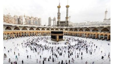 Photo of السعودية تستأنف العمرة تدريجيا للمعتمرين المطعمين الوافدين من دول العالم