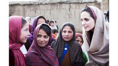 Photo of أنچيلينا چولي تلجأ إلى إنستغرام لإيصال صوت المرأة الأفغانية للعالم