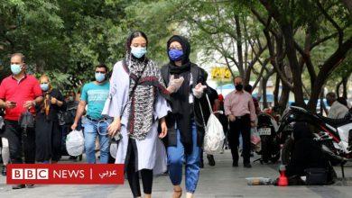 """Photo of فيروس كورونا: أكثر من 500 حالة وفاة يوميا في إيران وتحذيرات من """"موجة خامسة"""" جراء متحور دلتا"""