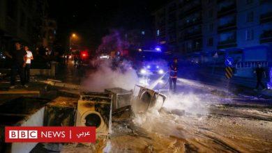 Photo of مظاهرات تركيا: احتجاجات عنيفة في أنقرة مناهضة للاجئين السوريين