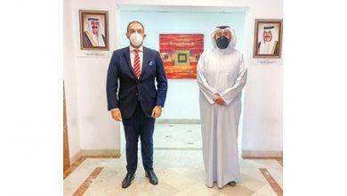 Photo of وزير الصحة بحث مع تيودور الاشتراطات   جريدة الأنباء