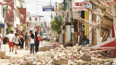 Photo of هيئة رصد الزلازل الوطنية المكسيكية: مئة هزة تابعة منها واحدة بلغت قوتها 5.2 درجات