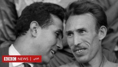 Photo of أحمد بن بلة: حكاية أول رئيس للجزائر من ضابط في الجيش الفرنسي إلى الرئاسة ثم إلى السجن والمنفى