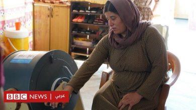 "Photo of الغسالة الخيرية ""ديفيا"" تدخل مخيمات النازحين واللاجئين في العراق"