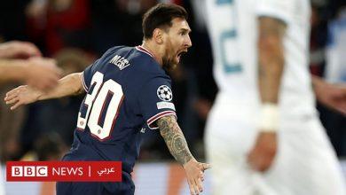 Photo of ميسي يسجل أول أهدافه مع باريس سان جيرمان في مرمى مانشستر سيتي