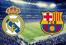 Photo of (برشلونة) و(ريال مدريد) على موعد غدا في (كلاسيكو الأرض) وسط ترقب كبير