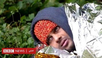 Photo of مهاجرون يموتون تجمدا على حدود بيلاروسيا وبولندا