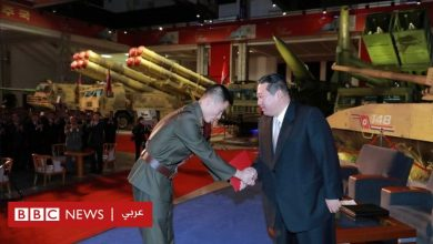 "Photo of كوريا الشمالية: كيم جونغ أون يتعهد ببناء جيش ""لا يُقهر"" لمواجهة السياسات الأمريكية ""العدائية"""